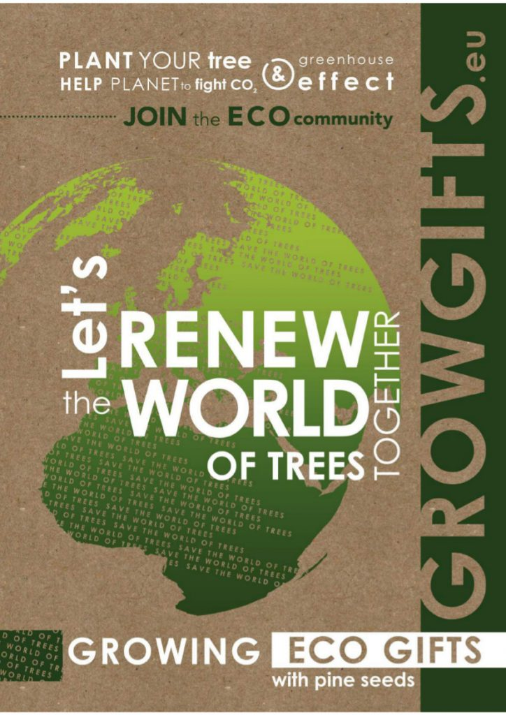 Grow Gifts Renew the World